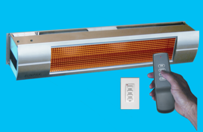 Sunpak Heater Model S34-TSR